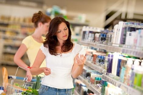skincare shopping