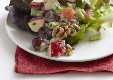 Waldorf Salad from www.vegetariantimes.com